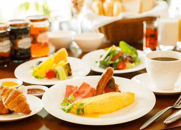 [Bed and Breakfast] Start your day with elegance: Breakfast included plan to savor our chef's selected Shinshu vegitables